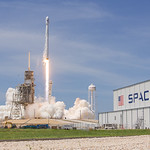 BulgariaSat1 by SpaceX