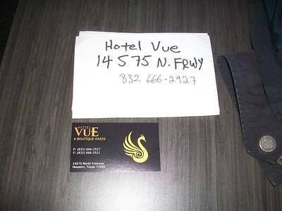 Hotel Vue - motel 4