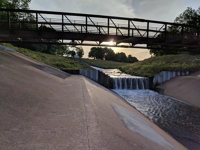 White Oak Bayou (River)