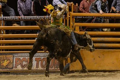 Professional Championship Bullriders @ Sears Centre 02.06.15 by Daniel Bartel