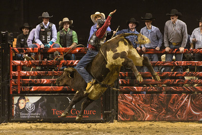 Professional Championship Bull Riders Tour: World Tour Finale X February 6, 2016