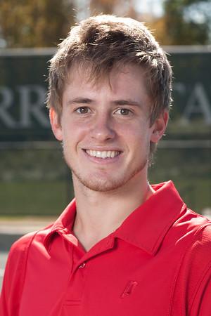 2011 Mens Tennis Team Headshots