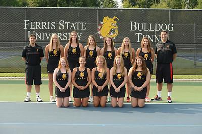 2015 Tennis Team
