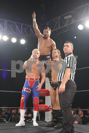 Bullet Club Ring of Honor photos