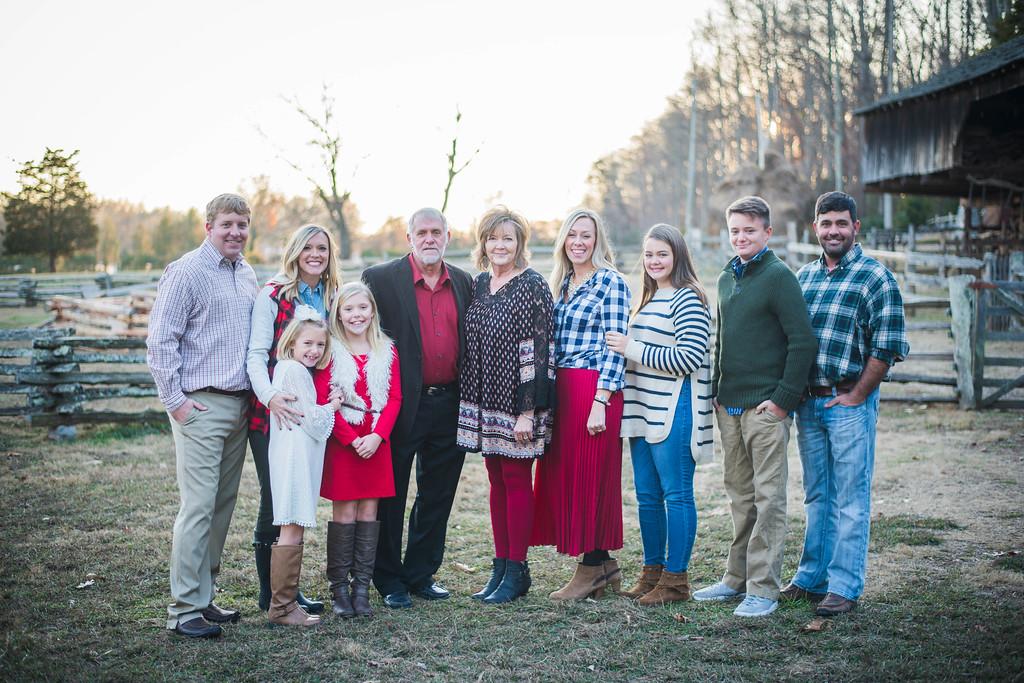 Bullock Neff: Christmas 2016
