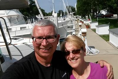 Monday, August 4, 2014 - Leg 1