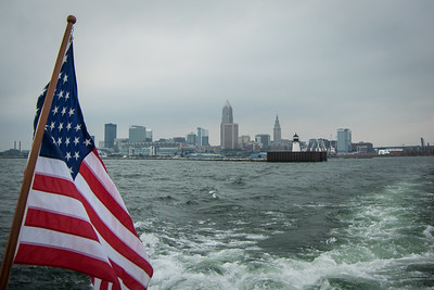 Bumboat was in Cleveland for Republican National Convention