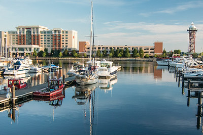 Moorings at Wolverine Park Marina