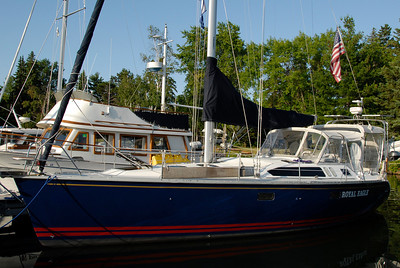 Royal Eagle at Madeline Island YC