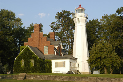 Port Sanilac Light
