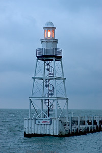 Rattlesnake Island Light