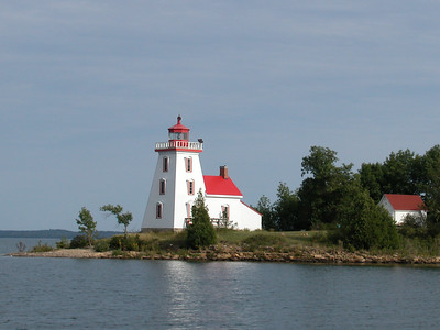 Strawberry Island Light
