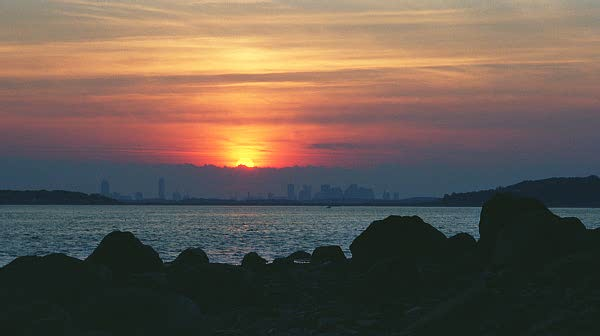 2000_Boston_Sunset