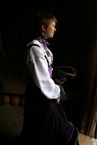 Beltestakk til damebunad fra Telemark
