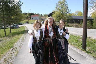 Bunad er juvelen til Norske kvinner