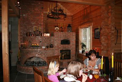 Gildehallen på Farbergshagen gård kan du bruke til å arrangere selskaper
