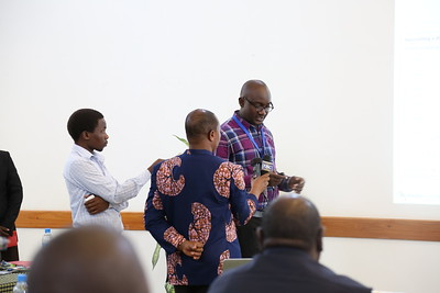 Bunge Committee visit to Ifakara