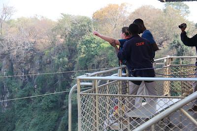 Bungee Vic Falls