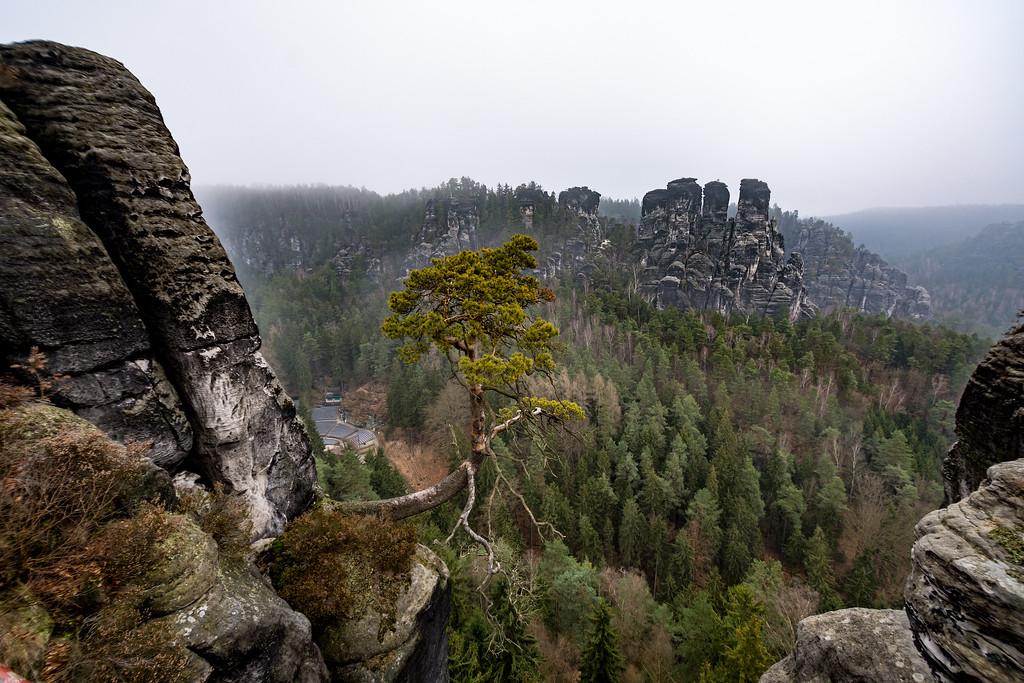 Bastei, Saxony, Germany