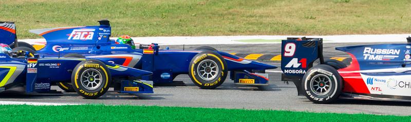 Racing II, Monza, Italy