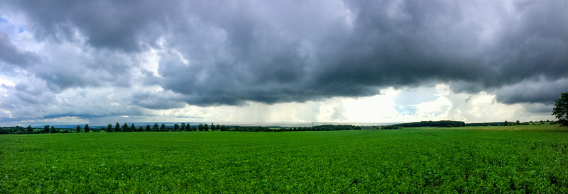 Before the Rain, Thuringia, Germany