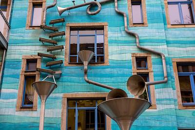 Regenwassertheater, Dresden, Germany