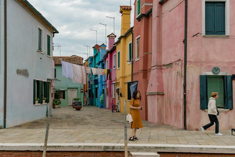 Burano Island, Italy