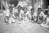 1957 Gogo School class with art