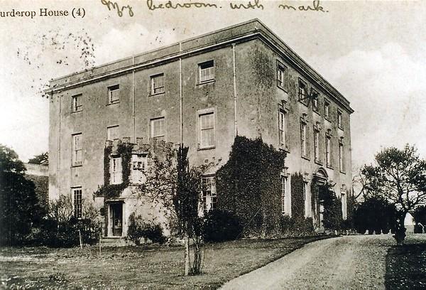 Burderop House 1900