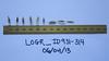 Gray's biscuitroot - Lomatium grayi (LOGR)