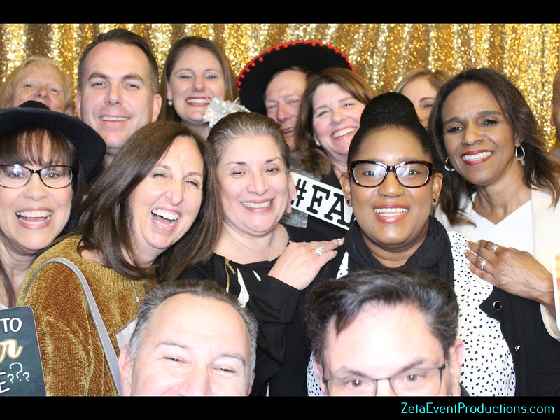 Photo Booth Pictures From Burger Kings Former Employee Reunion