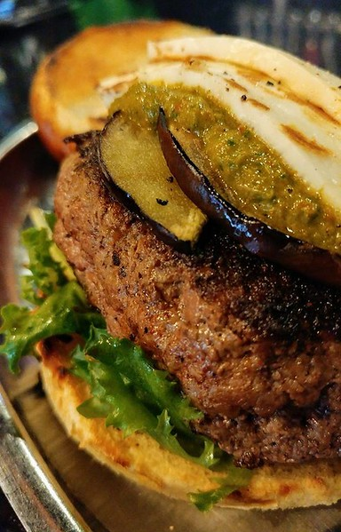 My Big Fat Greek Burger