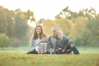 Burgess Family 2016