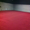 New Burgundy Carpet in Theater - 026