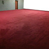 New Burgundy Carpet in Theater - 028