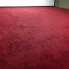 New Burgundy Carpet in Theater - 029