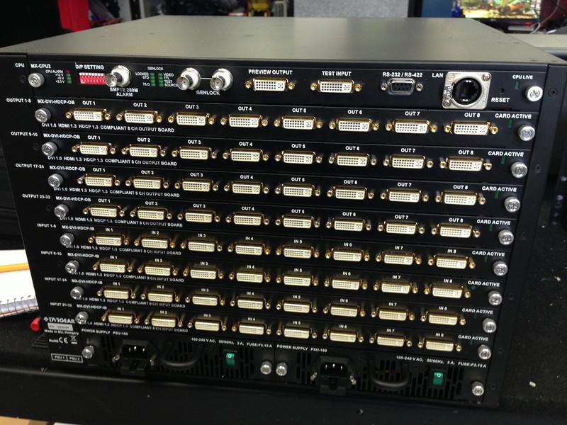 32x32 DVI Router - 2