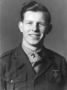 WWII Remains Marine