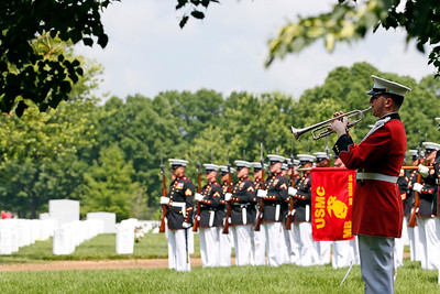 WW II Marine Remains