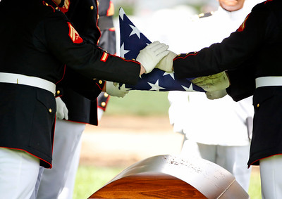 WW II Marine Remains