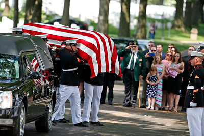 WWII Marine Remains