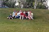 church picnic, rice family, kathy fowler