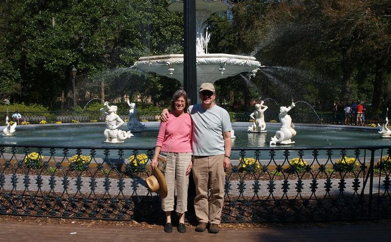 BEP2157 John & Karen in Savannah