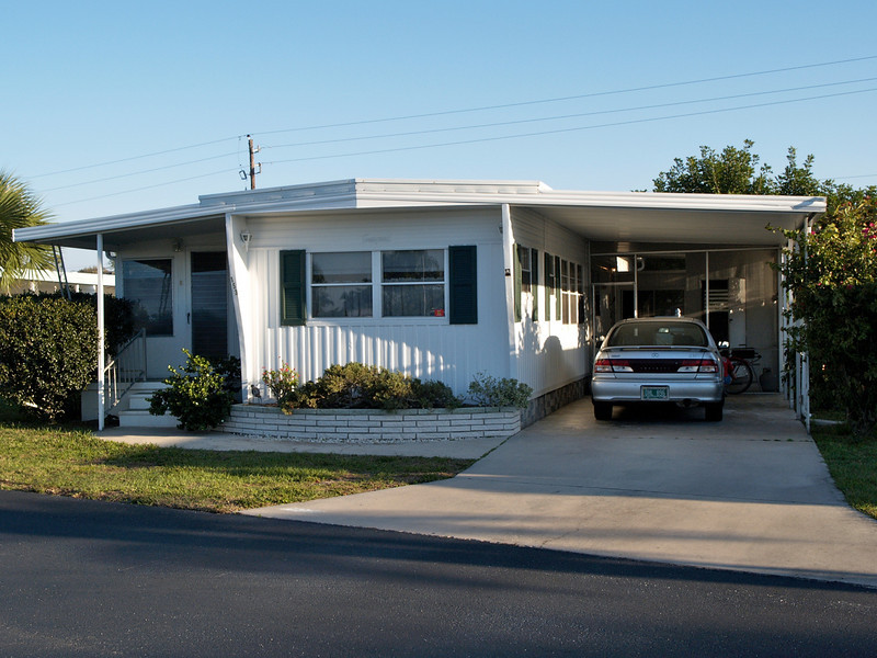 Burke-Ewing home at Orange Acres, Sarasota