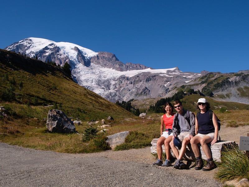 BEP2040 Mount Rainier