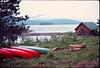 matagamon canoe base waterfront