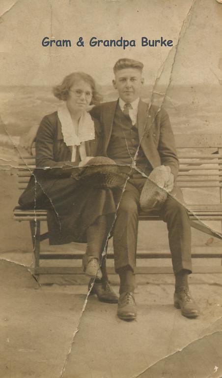 Burke Grandparents