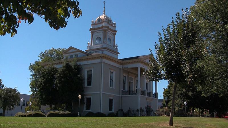 Courthouse Square - Morganton, NC