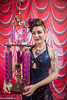 1373  LOLA FROST, 2ND RUNNER UP, MISS EXOTIC WORLD 2013