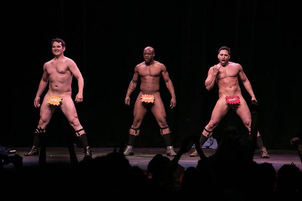 Colorado Burlesque Festival 2013 Main Event and Afterwards